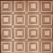 "METALLAIRE Small Panels Copper 24"" x 48"""