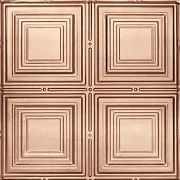 "METALLAIRE Medium Panels Copper 24"" x 48"""