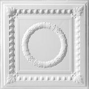 METALLAIRE Wreath White 24