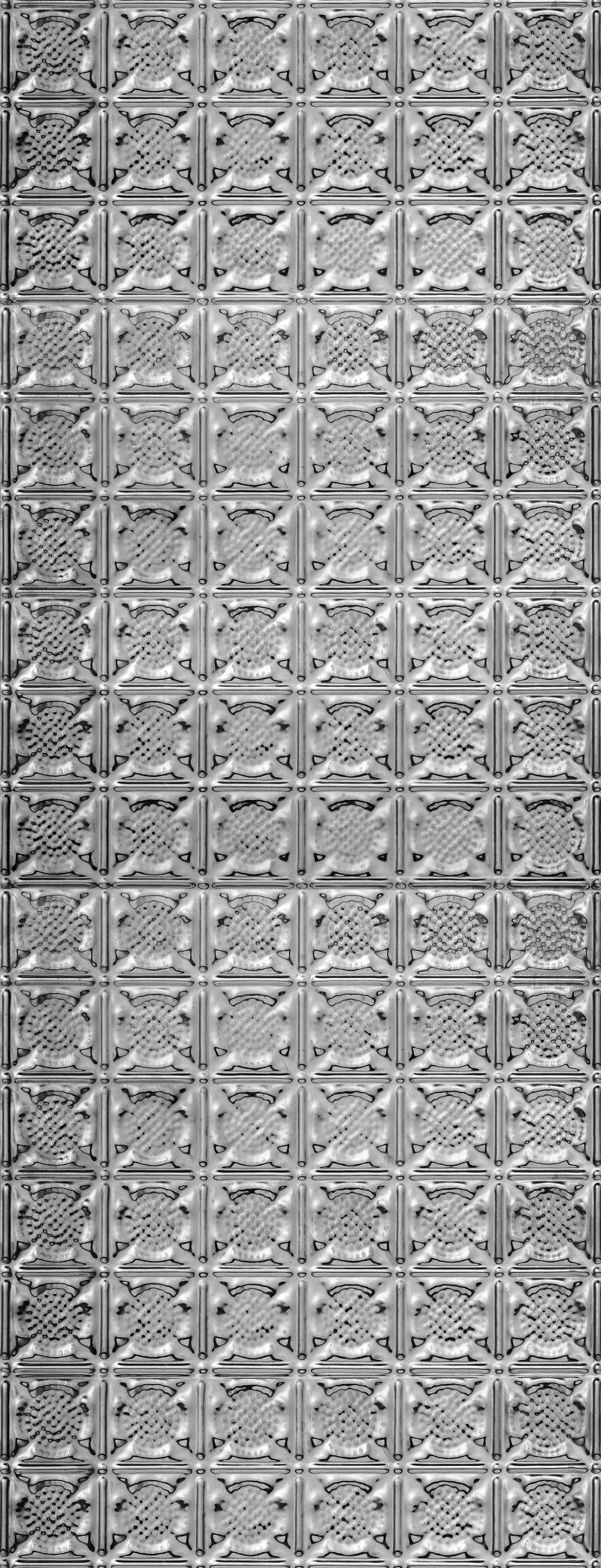 metallaire backsplashes 5400234bna armstrong ceilings residential metallaire medallion backsplash 18 5