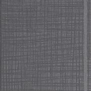"WOODHAVEN Woven Charcoal Gray 5"" x 84"""
