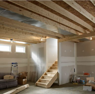 basement wood ceiling. Before  Colorful and Comfortable Basement Retreat Ceiling Afters Armstrong Ceilings Residential