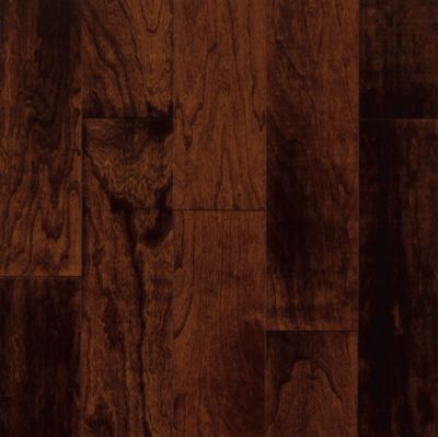 Cherry Engineered Hardwood   Cinnamon Mist