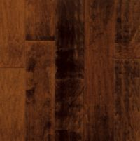 Armstrong Artesian Classics Color Wash Collection Maple - Raisin Hardwood Flooring - 1/2