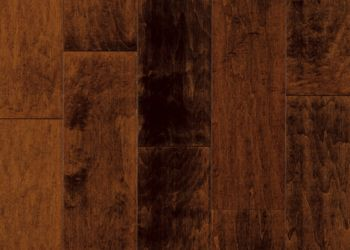 Maple Engineered Hardwood - Raisin