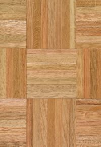 Armstrong Urethane Parquet Oak - Standard Hardwood Flooring - 1/2