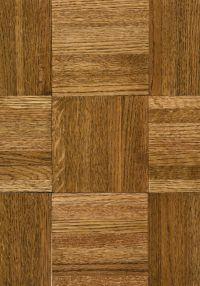 Armstrong Urethane Parquet Oak - Tawny Spice Hardwood Flooring - 3/4