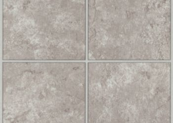 Columbia Court Carreau de vinyle - White Taupe