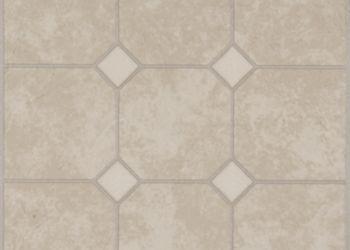 Rockport Marble Vinyl Tile - Sand