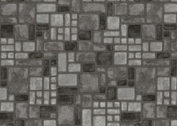 Heritage Brick Lámina de vinil - Dusk