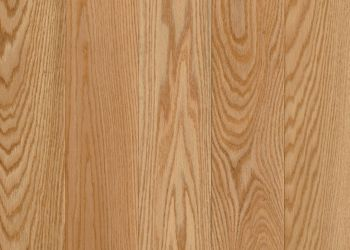 Northern Red Oak Engineered Hardwood - Natural