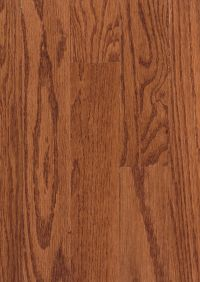Armstrong Beaumont Plank Oak - Warm Spice Hardwood Flooring - 3/8
