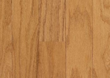 Oak Engineered Hardwood - Caramel