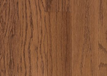 Oak Engineered Hardwood - Saddle