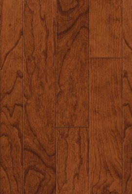 Cherry Engineered Hardwood   Amber