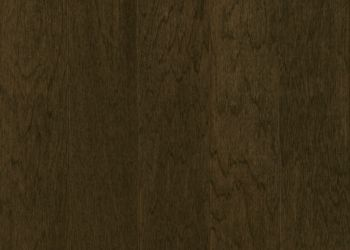 Hickory Engineered Hardwood - Blackened Brown