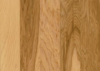 Hickory Engineered Hardwood - Country Natural