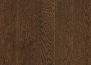 Northern Red Oak Engineered Hardwood - Cocoa Bean