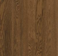 Armstrong Prime Harvest Oak Engineered White Oak - Forest Brown Hardwood Flooring - 1/2