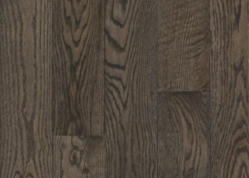 Northern Red Oak Engineered Hardwood - Oceanside Gray