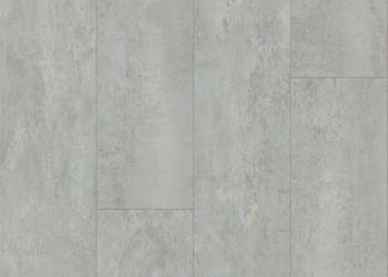 磨损的石头豪华乙烯基瓦 - 银衬里