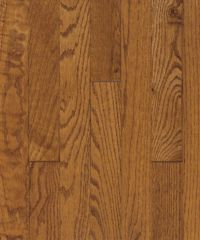 Armstrong Ascot Strip Red Oak - Chestnut Hardwood Flooring - 3/4