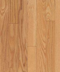 Armstrong Ascot Strip Red Oak - Natural Hardwood Flooring - 3/4