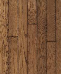 Armstrong Ascot Strip White Oak - Sable Hardwood Flooring - 3/4