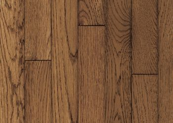 White Oak Solid Hardwood - Sable