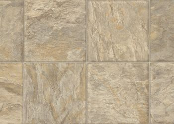 传统乙烯基板-混合灰褐色