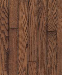 Armstrong Ascot Plank Red Oak - Mink Hardwood Flooring - 3/4