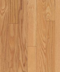 Armstrong Ascot Plank Red Oak - Natural Hardwood Flooring - 3/4