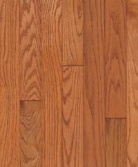 Armstrong Ascot Plank Red Oak - Topaz Hardwood Flooring - 3/4