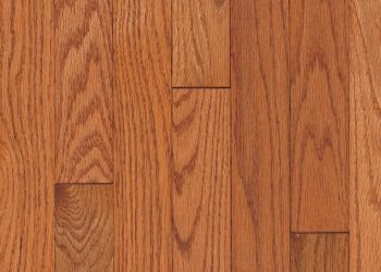 Red Oak Solid Hardwood - Topaz