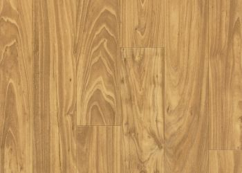 Asian Plank Vinyl Sheet - Natural