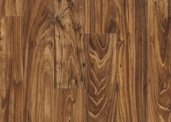 Asian Plank Vinyl Sheet - Rustic Gunstock