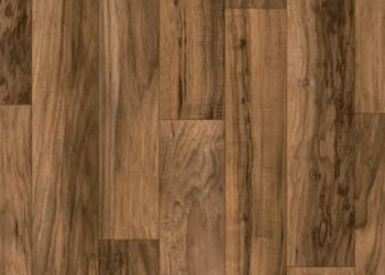 Hickory Plank Vinyl Sheet - Vintage Timber
