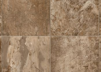 Saratoga Stone Vinyl Sheet - Antique Bronze