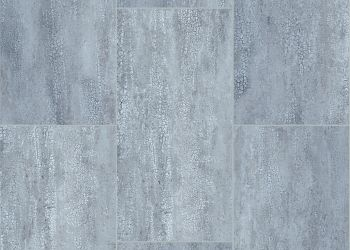Grain Directions Engineered Tile - Wedgwood Blue