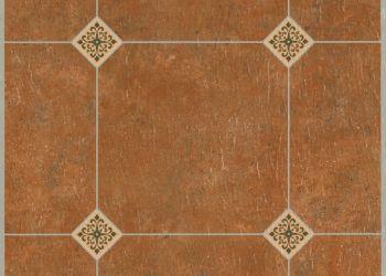 Style Selections Vinyl Tile - Adobe