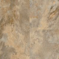 Armstrong LUXE with Rigid Core Lexington Slate - Sahara Beige Luxury Vinyl Tile