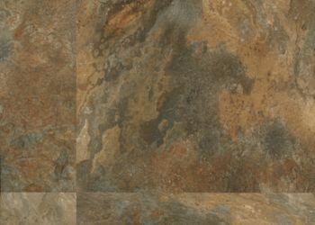 Lexington Slate Baldosa de vinil de lujo - Multi-color
