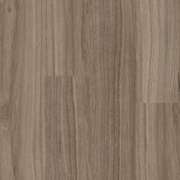 Armstrong LUXE with Rigid Core Empire Walnut - Flint Gray Luxury Vinyl Tile