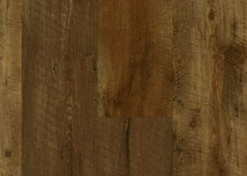 Farmhouse Plank Baldosa de vinil de lujo - Rugged Brown