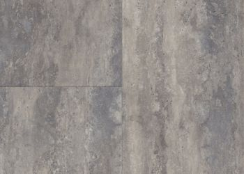 Travertine Rigid Core - Misty Day