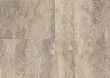 Travertine Baldosa de vinil de lujo - Natural Linen