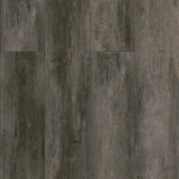 Armstrong LUXE Plank with FasTak Install Concrete Structures - Gotham City Luxury Vinyl Tile
