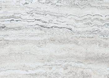 Messina Travertine Vinyl Tile - Bianco Classico
