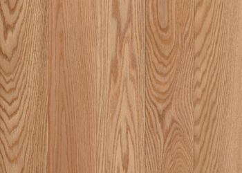 Red Oak Solid Hardwood - Natural