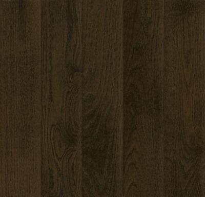 red oak solid hardwood blackened brown